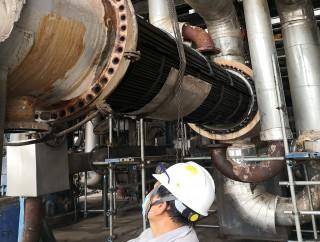 污垢对换热器换热效果的影响