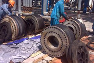 石化装置机泵检修、保运及高压压缩机维修